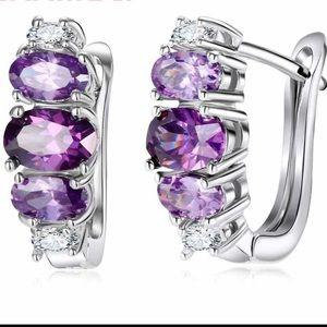 Jewelry - Zirconia Earrings